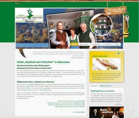 Gasthof Zum Hirschen Altaussee