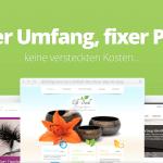Unternehmens-Homepage