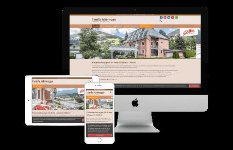 Ferienwohnungen in Osttirol - Familie Schönegger
