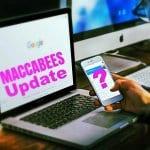 Maccabees Update von Google im Dezember 2017
